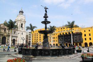 Quelle est la capitale du Pérou ? Lima bien sûr !